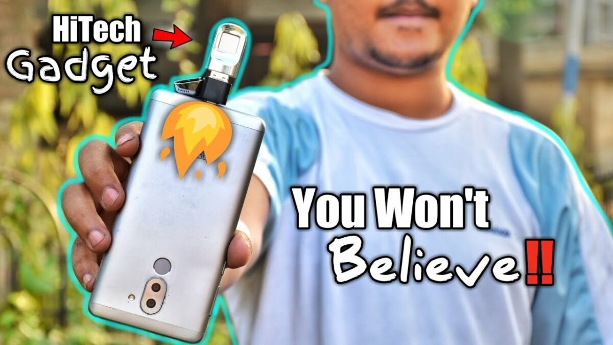 Pendrive With Fingerprint – You Won't Believe Actually Exists